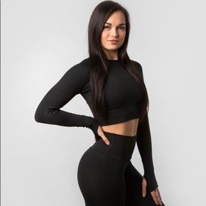 Alphalete Revival Long Sleeve Black